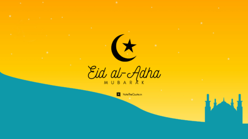 Happy Eid Mubarak Quotes, Wishes, Messages, Quotes Images, and WhatsApp Status
