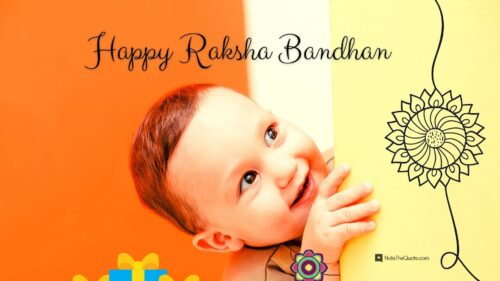 Happy raksha bandhan wishes to brother