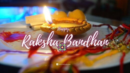Happy raksha bandhan quotes with images